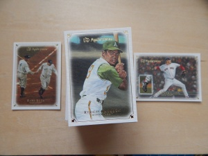 2007 Upper Deck Masterpieces