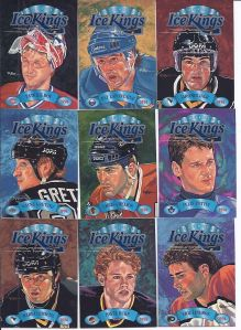 1993-94 Donruss Ice Kings